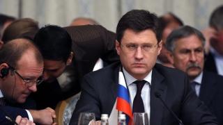 """""""Южен поток"""" е спрян, не се водят преговори, обяви руският енергиен министър"""