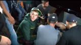 Джъстин Бийбър блъсна фотограф с джипа си (ВИДЕО)