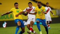 Бразилия не спира с победите в Южна Америка