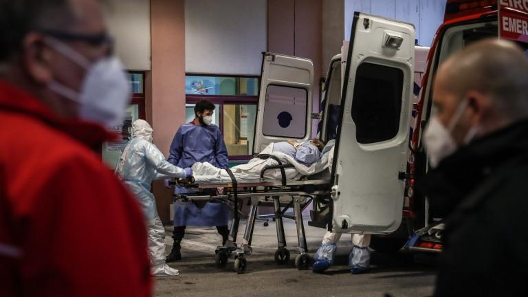 Германия помага с военни лекари на Португалия в борбата с COVID-19