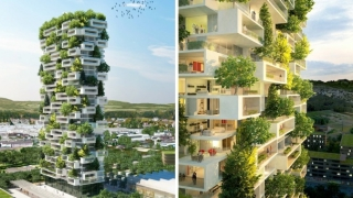 Вижте най-зеления небостъргач в света (СНИМКИ)