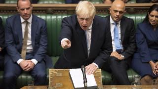 Борис Джонсън към депутатите: Крайно време е да изпълните обещанието си за Брекзит