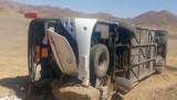 Шофьорът на катастрофиралия в Египет автобус се оправдава с пясък по пътя