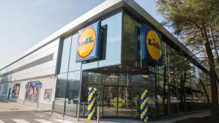 Lidl ще открие поне 5 нови магазина през 2019-а