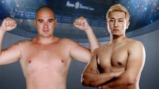 Костадин Костов ще се изправи срещу японски шампион на SENSHI 2
