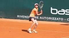 Петя Аршинкова и Гергана Топалова дебютираха с победа на двойки на турнира в Бая