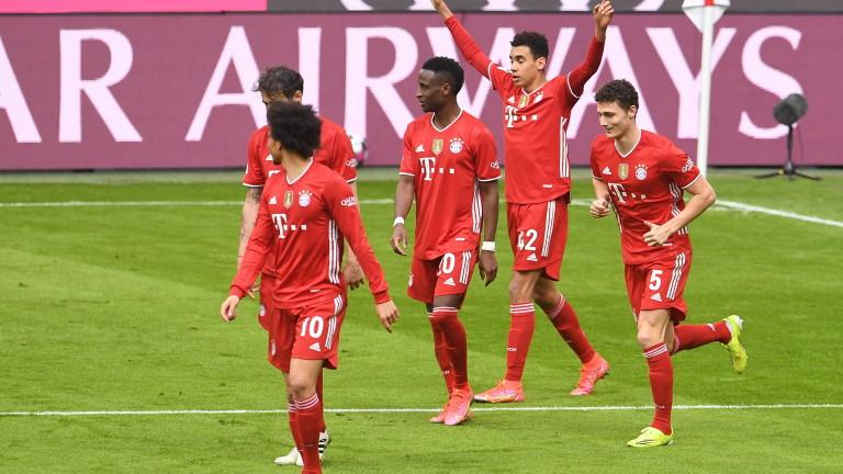 Байерн е първият официален участник в Шампионска лига за следващия сезон