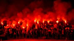 Грозна постъпка срещу фенове на Левски