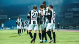 Локомотив (Пловдив) победи с 3:0 Дунав в Русе