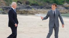 Франция обвини Байдън, че ѝ е забил нож в гърба заради скъсания от Австралия договор за подводниците