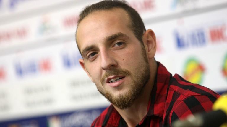 Утре става ясно дали Стивън Петков ще играе срещу Локомотив (Пловдив)