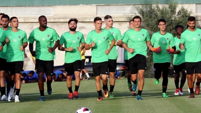 Станислав Костов и Олимпиакос на 1/8-финал за Купата на Кипър
