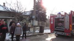 Смут в сливенски квартал заради обгазяване с неустановен произход