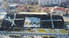 Клубът на привържениците на Ботев (Пд) почете паметта на Тоско