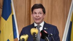 Умерената партия на Швеция получи мандат за съставяне на правителство