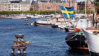 Шведските военни мълчат за чужда подводница до Стокхолм