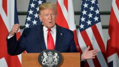 Тръмп е готов да говори с Иран, но винаги има шанс и за военни действия