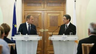 Туск: Ако няма предложение днес, няма шанс за сделка за Брекзит