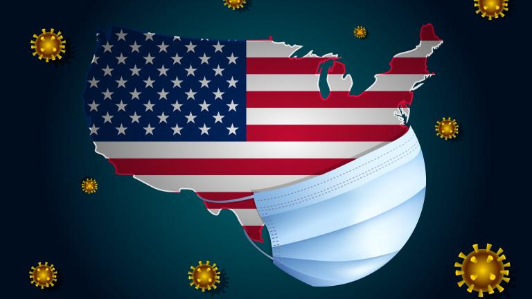 Починалите от коронавирус в САЩ могат да надхвърлят 200 000