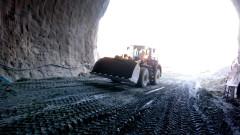 """Прокопаха първите 400 м от тунел """"Железница"""""""