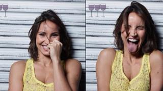 Как се променя жената след няколко питиета (СНИМКИ)