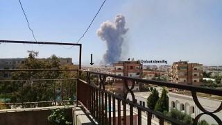 Сирийско ПВО е засякло ракети на израелските ВВС