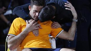 Хуан Мартин дел Потро няма да играе на финалния турнир в Лондон
