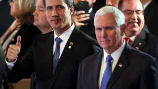 Пенс гони посланика на Венецуела от заседание на Съвета за сигурност на ООН