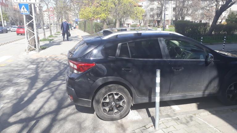 Граждани живущи в центъра на София са загрижени, че има