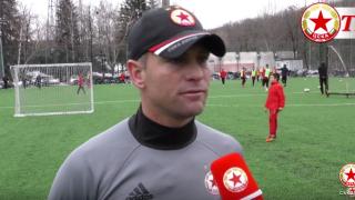 Дани Моралес от ЦСКА: Обстрелваха автобуса ни с камъни, момчетата са уплашени