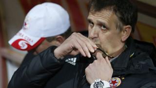 Бруно Акрапович застава пред медиите