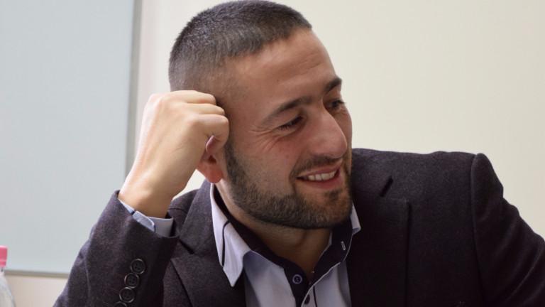 Собственикът на промоутърската компания Combat Promotion - Георги Анадолов беше