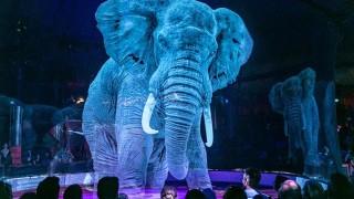 Холограмите - бъдещето на цирка