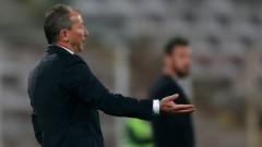 Белчев: ЦСКА има шансове срещу Базел, дано ги използваме