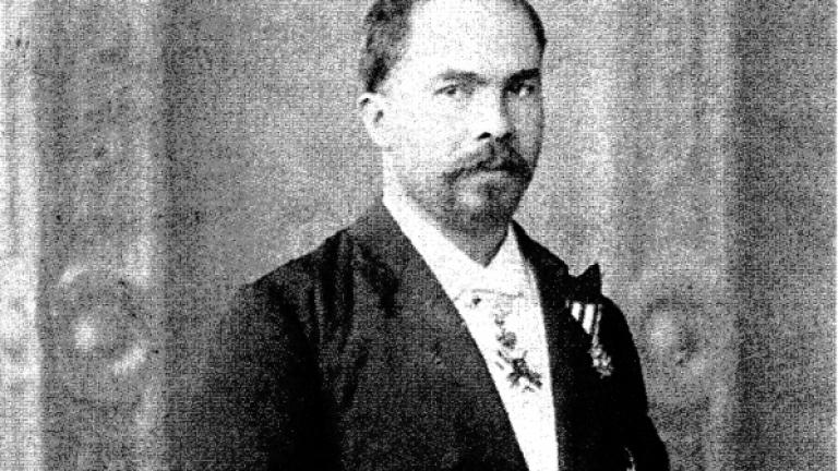 Отбелязваме 162 г. от рождението на големия държавник Стефан Стамболов