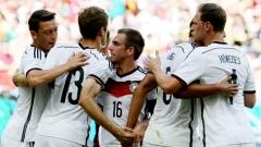 Германия победи на ходом Гибралтар