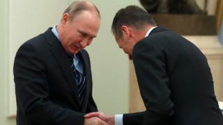 Путин съблазнява VW