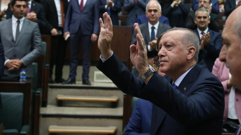 Ердоган подкрепя войските на Асад в Манбиж, ако терорът спре
