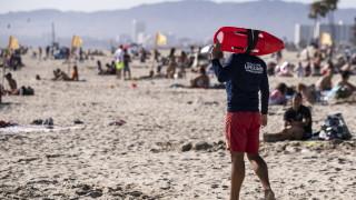 Калифорния пак затвори заради коронавируса