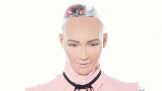 Първият хуманоиден робот кани световните лидери да посетят София - Дигиталната Столица