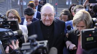 Архиепископ в Австралия осъден за прикриване на сексуални посегателства над деца
