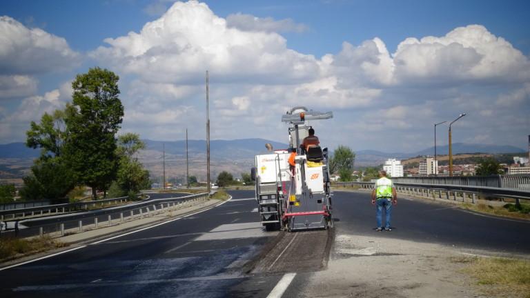С близо 650 млн. лева подобряват инфраструктурата в Софийско