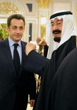 Франция помага за икономическото развитие на Саудитска Арабия