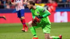 Ян Облак готов да подпише нов договор с Атлетико (Мадрид)