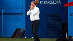 Роналд Куман е готов със списъка с желани и ненужни в Барселона