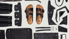 Защо някой прави толкова скъпи сандали от толкова скъпи чанти