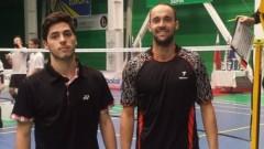 Даниел Николов и Иван Русев с победа на двойки във Виена