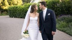 Крис Прат се ожени за дъщерята на Арнолд Шварценегер