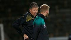 Любослав Пенев: Без гол няма как да победим, Славия имаше една ситуация и реализира