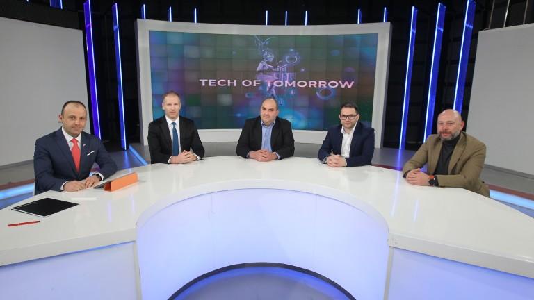 Tech of Tomorrow: Изкуственият интелект все още е далеч от това да замени човека в критичните дейности